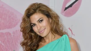 MIAMI, FL - MARCH 16:  Eva Mendes attends the grand opening of New York & Company Miami store and the debut of her new collection on March 16, 2017 in Miami, Florida.  (Photo by Gustavo Caballero/Getty Images for New York & Company )