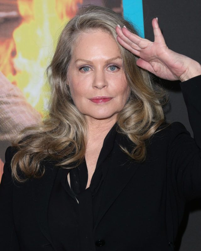 """HOLLYWOOD, CA - MARCH 14:  Actress Beverly D'Angelo attends the screening of HBO's """"The Zen Diaries Of Garry Shandling"""" at Avalon on March 14, 2018 in Hollywood, California.  (Photo by Paul Archuleta/FilmMagic)"""