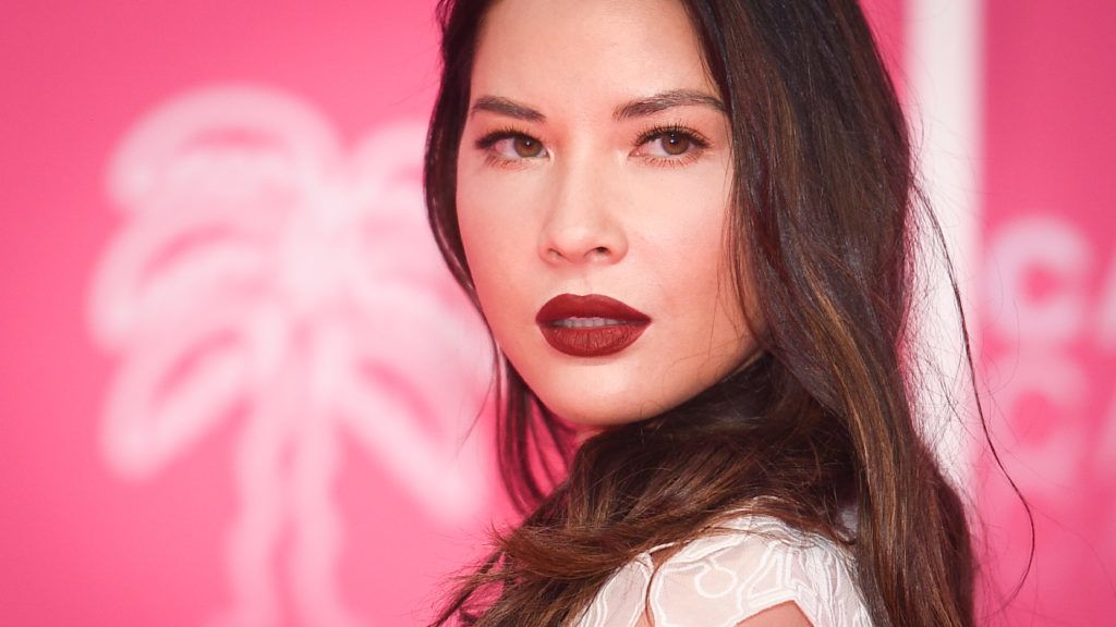 CANNES, FRANCE - APRIL 08: Cast of 'The Rook' serie, actress Olivia Munn attends the 2nd Canneseries - International Series Festival : Day Four on April 08, 2019 in Cannes, France. (Photo by Stephane Cardinale - Corbis/Corbis via Getty Images)