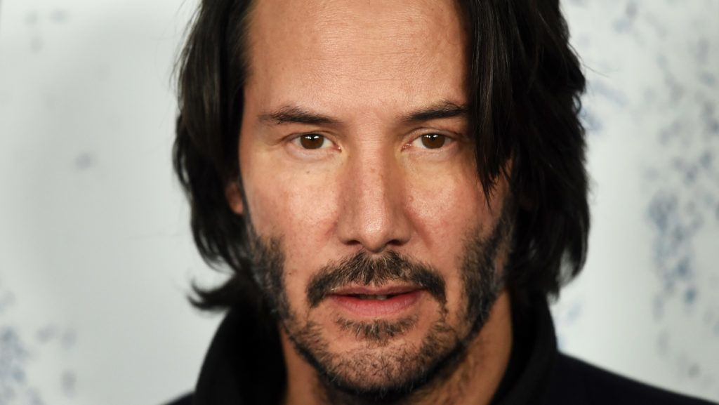 LONDON, ENGLAND - FEBRUARY 10:  Keanu Reeves attends the UK gala screening of 'John Wick: Chapter Two' at Vue West End on February 10, 2017 in London, England.  (Photo by Dave J Hogan/Getty Images)