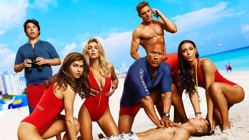 Baywatch Alerte a Malibu