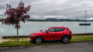 Image: 73895487, Mazda CX-5 teszt, Place: Balaton, Hungary, Model Release: No or not aplicable, Property Release: Yes, Credit: smagpictures.com