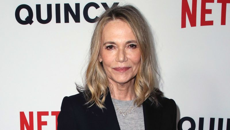 """LOS ANGELES, CA - SEPTEMBER 14: Peggy Lipton attends the premiere of Netflix's """"Quincy"""" at Linwood Dunn Theater on September 14, 2018 in Los Angeles, California.   David Livingston/Getty Images/AFP"""