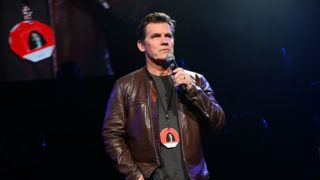 INGLEWOOD, CALIFORNIA - JANUARY 16: Josh Brolin onstage during I Am The Highway: A Tribute To Chris Cornell at The Forum on January 16, 2019 in Inglewood, California. (Photo by Kevin Mazur/Getty Images for The Chris Cornell Estate)