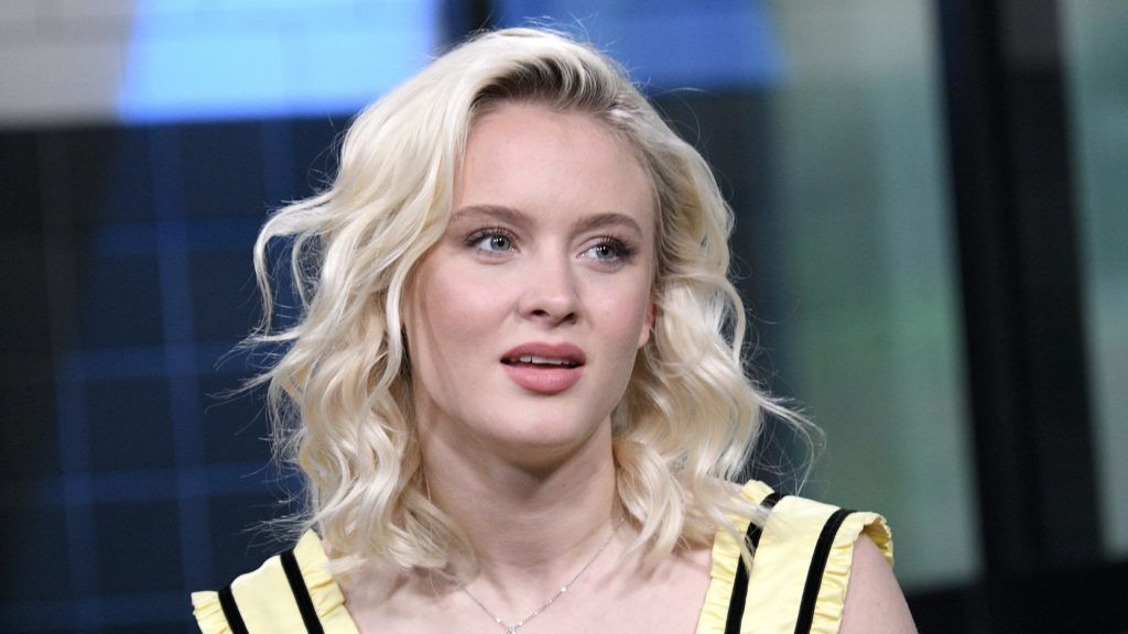 NEW YORK, NEW YORK - MAY 10: Singer/songwriter Zara Larsson visits the Build Series to discuss her new single 'Don't You Worry Bout Me' and upcoming tour at Build Studio on May 10, 2019 in New York City. (Photo by Gary Gershoff/Getty Images)