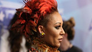 """HOLLYWOOD, CA - SEPTEMBER 05:  Singer / TV Personality Mel B ,Hair Detail, attends the NBC's """"America's Got Talent"""" season 12 live show at Dolby Theatre on September 5, 2017 in Hollywood, California.  (Photo by Paul Archuleta/FilmMagic)"""