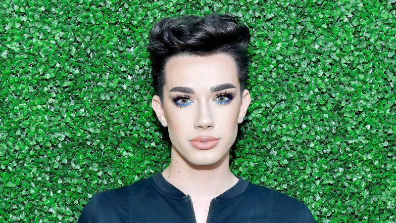 BEVERLY HILLS, CA - MARCH 31:  James Charles attends KKWxMario Dinner at Jean-Georges Beverly Hills on March 31, 2018 in Beverly Hills, California.  (Photo by Stefanie Keenan/WireImage)