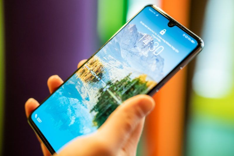 Image: 73893123, Huawei P30 telefon, Place: Budapest, Hungary, Model Release: No or not aplicable, Property Release: Yes, Credit: smagpictures.com