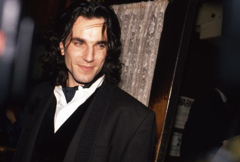 NEW YORK - JANUARY 14: Daniel Day Lewis poses for a photo at the New York Film Critics Awards on January 14, 1990 at Sardi's restaurant in New York City, New York. (Photo by Catherine McGann/Getty Images)