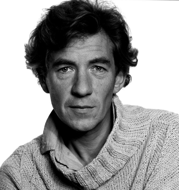 NEW YORK - 1986:  British actor Ian McKellen poses for a portrait in 1985 in New York City, New York. (Photo by Deborah Feingold/Getty Images)