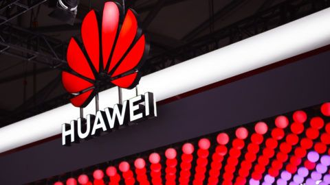 --FILE--View of the stand of Huawei during the 2019 Mobile World Congress (MWC) in Shanghai, China, 27 June 2019.  China's technology giant Huawei on Thursday showered encomium on young Nigerians who have proved to have exceptional talent in Information Communications Technology (ICT), urging them to use their gifts for national development.
