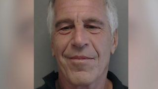 """This handout photo obtained July 10, 2019, courtesy of the Florida Department of Law Enforcement shows Jeffrey Epstein from a sexual Offender/Predator Flyer in July 25, 2013. - Epstein, 66, was charged on July 8, 2019 by the US Attorney for the Southern District of New York with one count of sex trafficking of minors and one count of conspiracy to commit sex trafficking of minors.According to prosecutors, Epstein sexually exploited dozens of underage girls at his homes in Manhattan and Palm Beach, Florida, between 2002 and 2005. Some were as young as 14. (Photo by HO / Florida Department of Law Enforcement / AFP) / RESTRICTED TO EDITORIAL USE - MANDATORY CREDIT """"AFP PHOTO / FLORIDA DEPARTMENT OF LAW ENFORCEMENT/HANDOUT"""" - NO MARKETING - NO ADVERTISING CAMPAIGNS - DISTRIBUTED AS A SERVICE TO CLIENTS"""