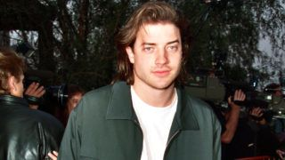 Brendan Fraser during Opening of House of Blues, Los Angeles Arrivals at The House of Blues in Los Angeles, CA, United States. (Photo by Jeff Kravitz/FilmMagic, Inc)