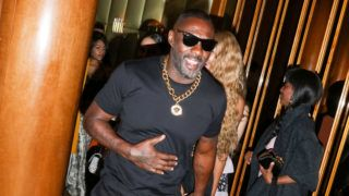 """NEW YORK, NY - MAY 06: Idris Elba attends the Met Gala """"Boom Boom Afterparty"""" at Top of the Standard on May 6, 2019 in New York City. (Photo by Rebecca Smeyne/Getty Images)"""
