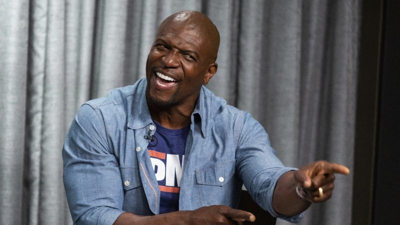LOS ANGELES, CALIFORNIA - JUNE 13: Actor Terry Crews attends SAG-AFTRA Foundation Conversations with Terry Crews at SAG-AFTRA Foundation Screening Room on June 13, 2019 in Los Angeles, California. (Photo by Vincent Sandoval/Getty Images)