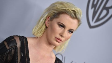 BEVERLY HILLS, CA - JANUARY 07:  Model Ireland Baldwin attends the 19th Annual Post-Golden Globes Party hosted by Warner Bros. Pictures and InStyle at The Beverly Hilton Hotel on January 7, 2018 in Beverly Hills, California.  (Photo by Axelle/Bauer-Griffin/FilmMagic)