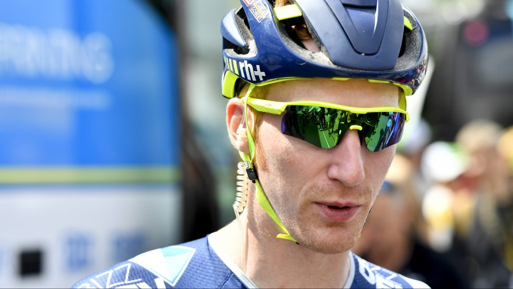 Belgian Frederik Backaert of Wanty - Groupe Gobert pictured ahead of the fourth stage of the 104th edition of the Tour de France cycling race, 207,5 km from Mondorf-les-Bains, Luxembourg, to Vittel, France, Tuesday 04 July 2017. This year's Tour de France takes place from July first to July 23rd. BELGA PHOTO DIRK WAEM