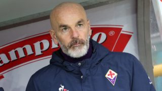 Stefano Pioli, head coach of ACF Fiorentina, before the Serie A football match between Torino FC and ACF Fiorentina at Olympic Grande Torino Stadium on 18 March, 2018 in Turin, Italy. Final results: 1-2   (Photo by Massimiliano Ferraro/NurPhoto)