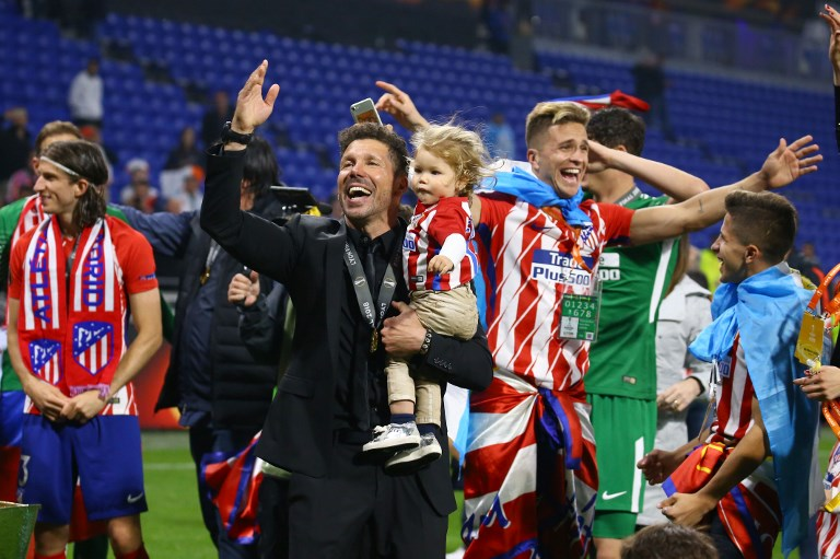 Olympique de Marseille v Atletico de Madrid - Uefa Europa League Final
