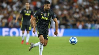 Emre Can of Juventus FC during the UEFA Champions League, Group H football match between Valencia CF and Juventus FC on September 19, 2018 at Mestalla stadium in Valencia, Spain - Photo Manuel Blondeau / AOP Press / DPPI