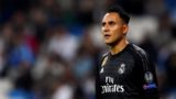 Real Madrid's Costa Rican goalkeeper Keylor Navas looks on at the end of the UEFA Champions League group G football match between Real Madrid CF and FC Viktoria Plzen at the Santiago Bernabeu stadium in Madrid on October 23, 2018. (Photo by GABRIEL BOUYS / AFP)