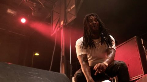 WANTAGH, NY - AUGUST 20: Waka Flocka Flame performs during Day Two of 2017 Billboard Hot 100 Festival at Northwell Health at Jones Beach Theater on August 20, 2017 in Wantagh City.   Jason Kempin/Getty Images for Billboard Magazine/AFP