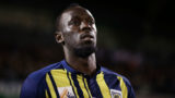 SYDNEY, AUSTRALIA - OCTOBER 12:  Usain Bolt of the Mariners walks onto the pitch during the pre-season friendly match between the Central Coast Mariners and Macarthur South West United at Campbelltown Sports Stadium on October 12, 2018 in Sydney, Australia.  (Photo by Matt King/Getty Images)