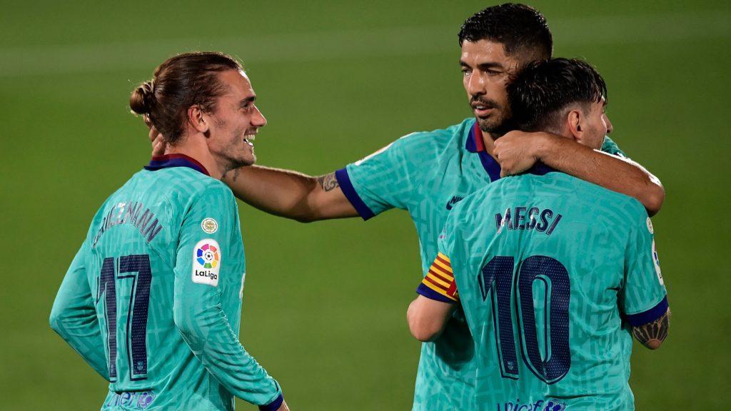 Luis Suárez és Antoine Griezmann is káprázatos gólt lőtt