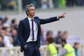 FLORENCE, ITALY - APRIL 15: Paulo Sousa manager of AFC Fiorentina gestures during the Serie A match between ACF Fiorentina and Empoli FC at Stadio Artemio Franchi on April 15, 2017 in Florence, Italy.  (Photo by Gabriele Maltinti/Getty Images)