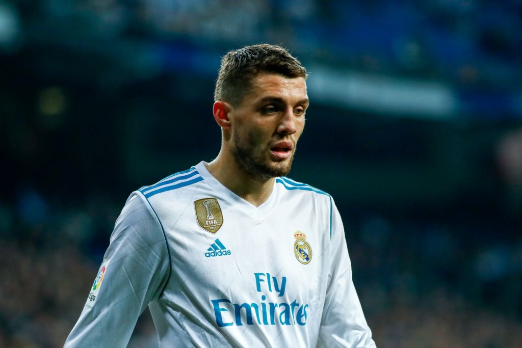 Mateo Kovacic of Real Madrid during the Spanish Cup, Copa del Rey, football match between Real Madrid and CD Leganes on January 24, 2018 at Santiago Bernabeu Stadium in Madrid, Spain - Photo Oscar J Barroso / Spain Dppi / DPPI